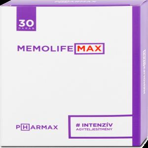 Memolife Max kapszula 30x