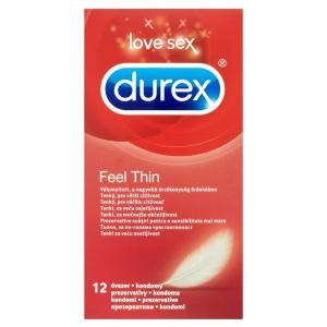 Durex Feel Thin óvszer