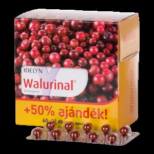 Walmark Walurinal kapszula (60+30)