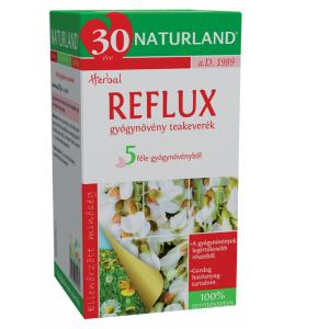 Naturland Reflux tea filteres 20x1,4gr