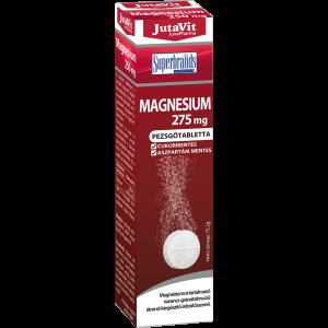 JutaVit Magnézium 275 mg pezsgõtabletta