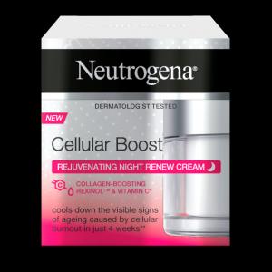 Neutrogena CB De Ageing arckrém éjszakai 50ml