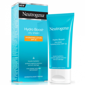 Neutrogena Hydro Boost City hidratáló SPF 25 50ml