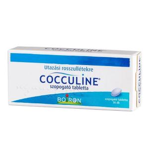 Cocculine szopogató tabletta