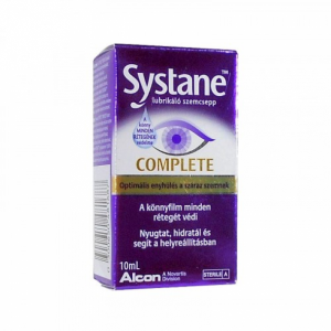 Systane Complete szemcsepp 10ml