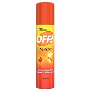 OFF! Max rovarriasztó aeroszol