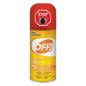 OFF! Protection Plus rovarriasztó száraz aeroszol