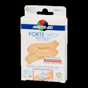 MASTER AID Forte med sebtapasz vízálló különbözõ 20x