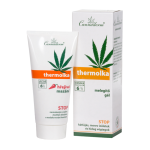 Cannaderm Thermolka gél melegítõ 200ml