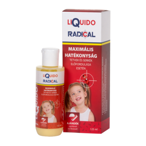 Liquido Radical fejtetû serkeirtó sampon 125ml