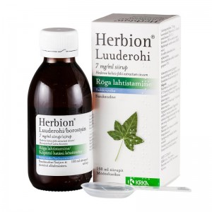 Herbion borostyán 7 mg/ml szirup 150ml