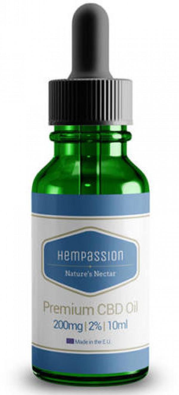 Hempassion CBD olaj 2% - 10 ml