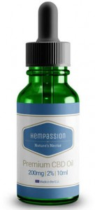 Hempassion CBD olaj 2% - 10 ml
