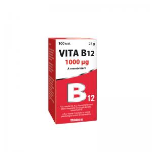 Vitabalans Vita B12 1000mcg tabletta 100x