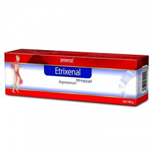 Etrixenal 100 mg/g gél 100gr