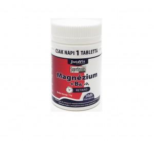 Jutavit Magnézium+B6+D3-vitamin 50x