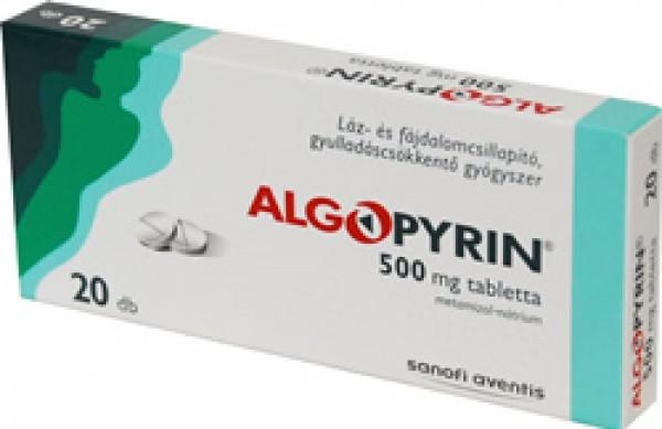 Algopyrin 500 mg - 20x