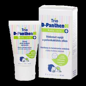 Trio-D-Panthenol babapopsi krém