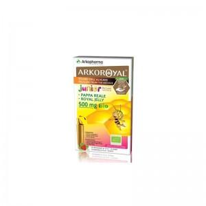 ArkoRoyal Bio 500mg ivóamp. gyermekeknek alma-eper