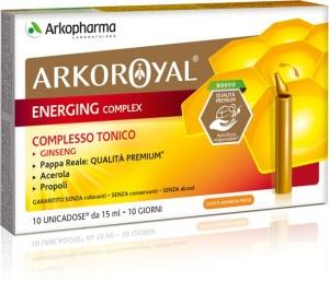 ArkoRoyal Energia ivóampulla narancs