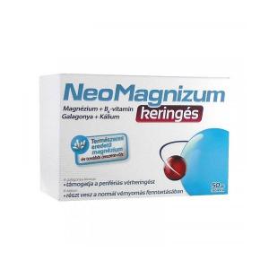 NeoMagnizum keringés magnézium tabletta 50db