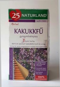 Kakukkfű filteres Naturland