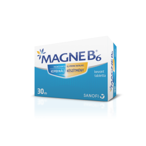 Magne B6 bevont tabletta 30x