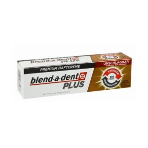 Blend-a-dent műfogsorrögzítő Plus Dual Power