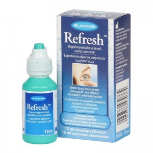 Refresh Contacts szemcsepp