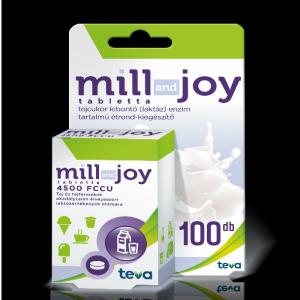 Millandjoy étrendkiegészítõ tabletta 100x