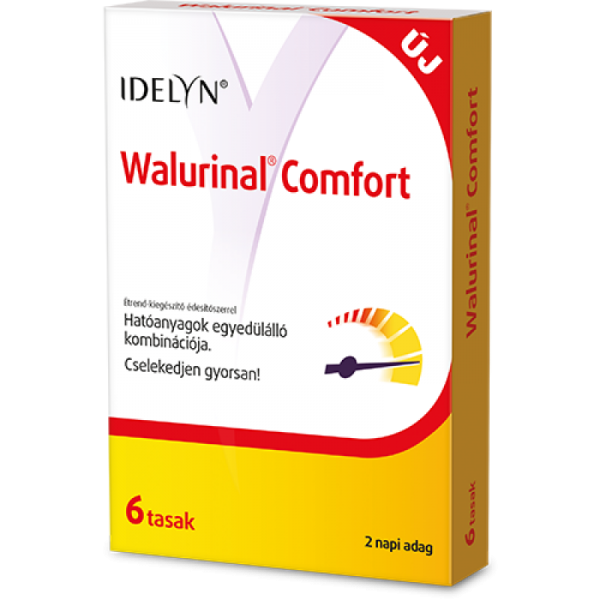 Idelyn Walurinal Comfort por 6x