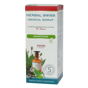 Herbal Swiss Medical szirup 150ml
