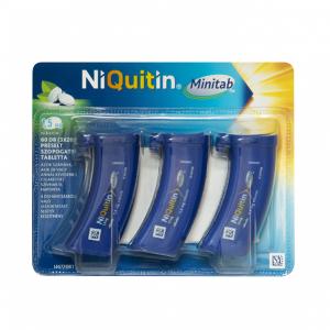 NiQuitin Minitab 1,5 mg préselt szopogató tabletta 3x20 mûa.