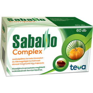 Saballo Complex lágy kapszula 60x
