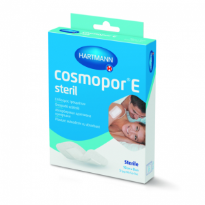 Cosmopor E steril sebtapasz 10 x 8cm 5x