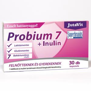 Jutavit Probium7 + inulin étrendkieg. kapszula 30x