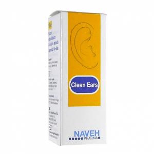 Clean Ears Fülzsír eltávolítására szolgáló spray 15ml