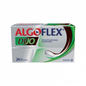 Algoflex Duo 400 mg/100 mg filmtabletta 24x